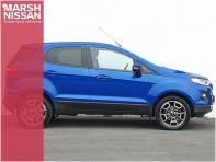 Ford ECOSPORT TITANIUM 1.5TDCI 95PS M5 4DR
